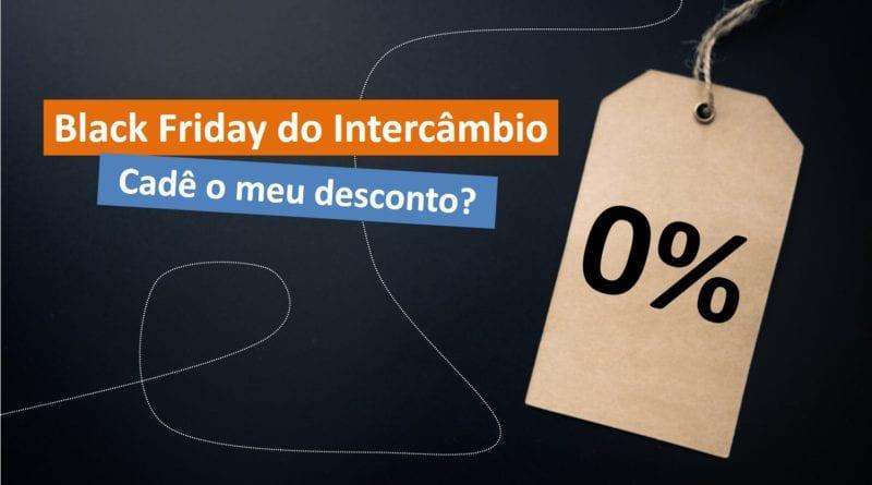 Black Friday do Intercâmbio - Cade meu desconto - vale a pena - Foto Pexels