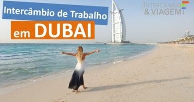 Intercâmbio para Trabalhar e Estudar em Dubai - Foto Pexels