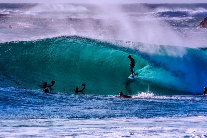 Surfe na Austrália - Foto Pexels
