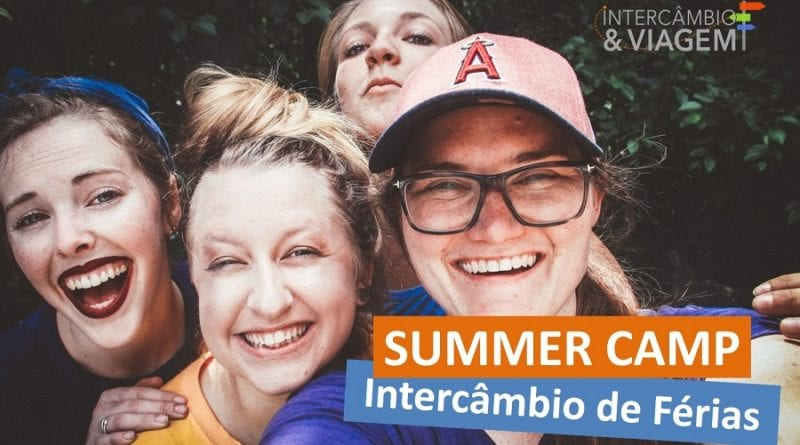 Summer Camp - Intercâmbio teen de férias - Foto Pexels