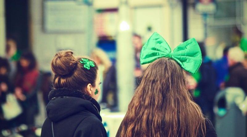 St Patricks Day na Irlanda - Foto Pexels