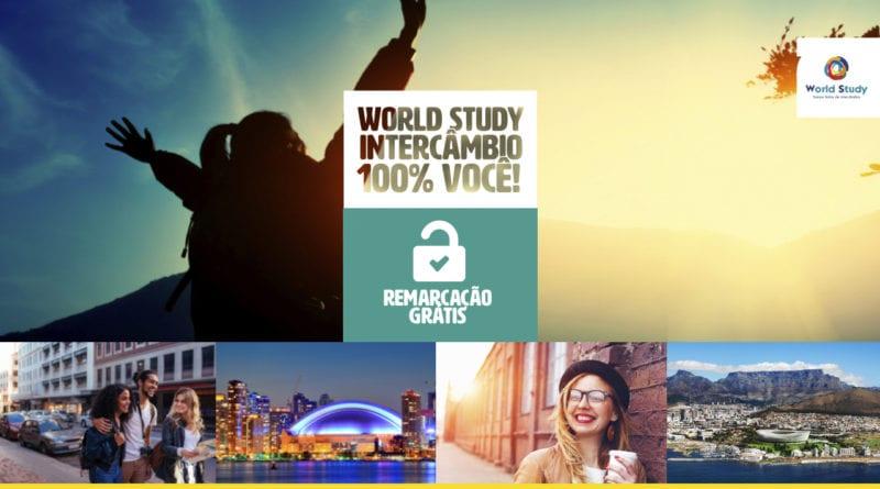 Promoções de Intercâmbio World Study_Capa