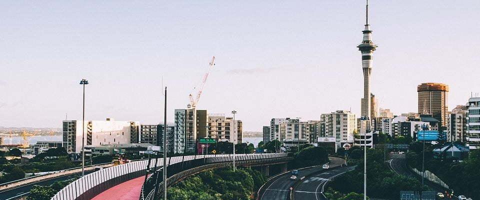 Auckland, Nova Zelândia - Foto Dan Freeman , Unsplash