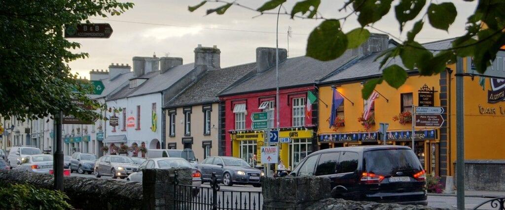 Limerick, Irlanda - Malachi Witt por Pixabay