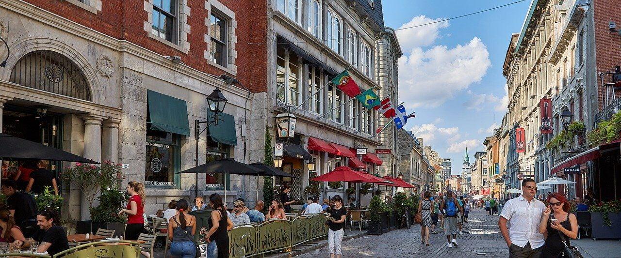 Montreal, Canadá - Foto Wissam Hajj, Pixabay