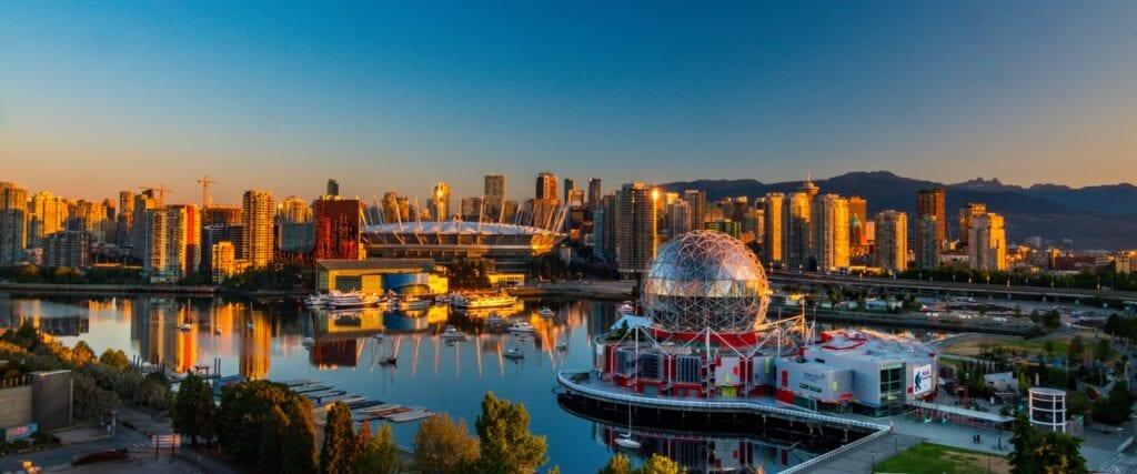 Vancouver, Canadá - Foto Adi kavazovic, Pexels
