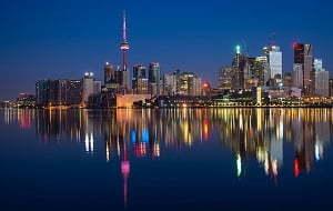Edificios em Toronto -Pixabay