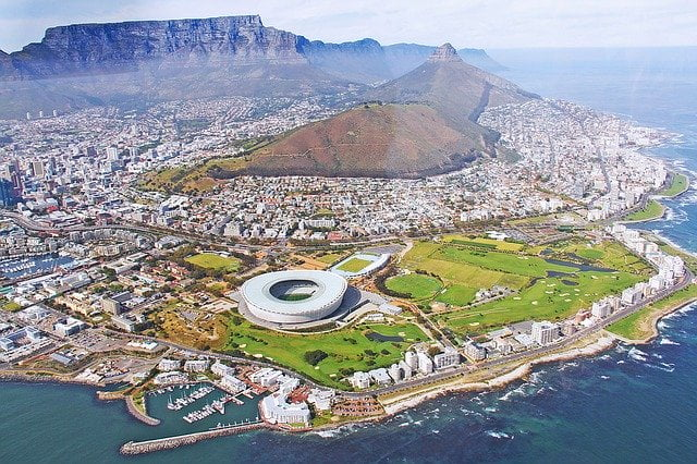 Custo de Vida na África do Sul - Pixabay