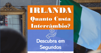 Quanto custa estudar na Irlanda - Calculadora de Intercâmbio