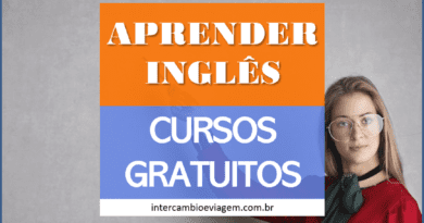Cursos de inglês Gratuitos