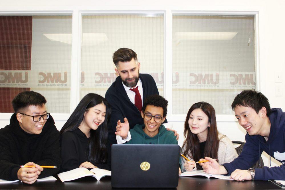 UMC - escola de inglês no Canadá
