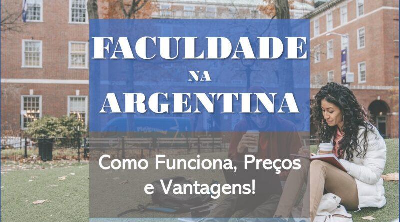 Fazer faculdade na Argentina