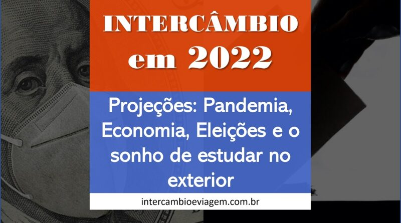 Intercâmbio em 2022