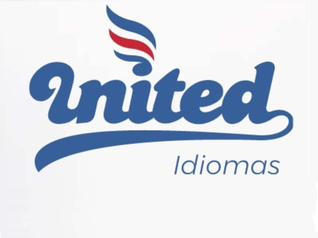 United Idiomas - Cursos de Inglês - Logo
