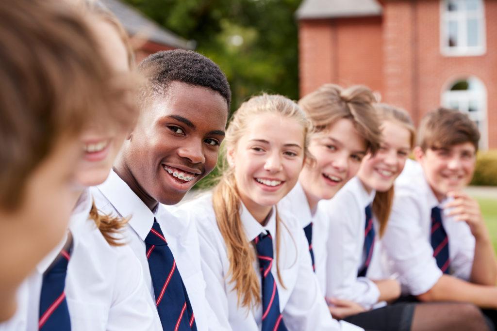 escolas de High School nos EUA
