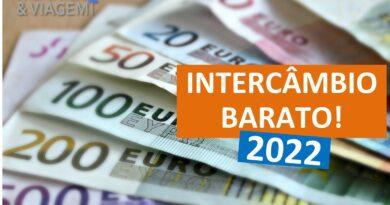 Intercâmbio Barato 2022