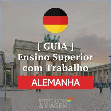 GUIA Estudar e Trabalha na Alemanha