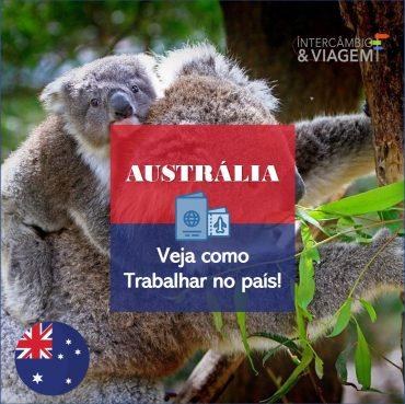 Trabalhar na Austrália