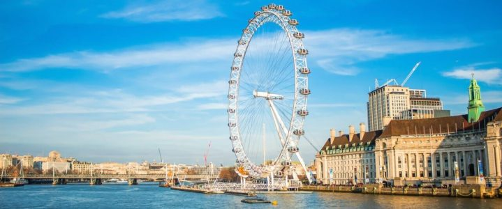 London Eye, Inglaterra, Reino Unido