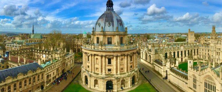 Osxford University, Reino Unido