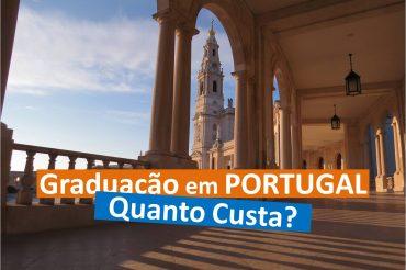 Quanto custa uma graduação em Portugal